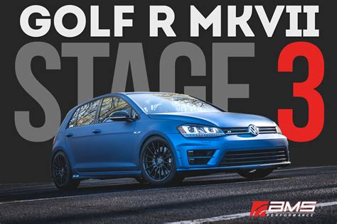 Golf R Upgrade by Vw Mk7 Golf R Stage 3 Mods Performance Package