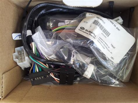 Purchase Subaru Impreza Remote Starter Oem New Box