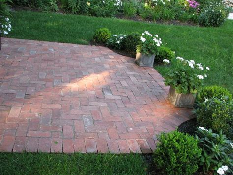 best 25 brick patios ideas on backyard patio