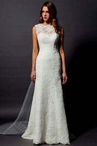 Lace sheath wedding dresses great ideas for fashion for Sheath lace wedding dress