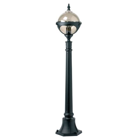 l post light fixtures endon yg 8003 outdoor 1 light post l