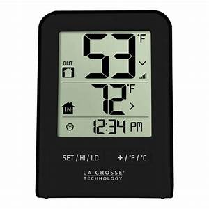 La Crosse Technology U00ae Wireless Digital Thermometer At Menards U00ae
