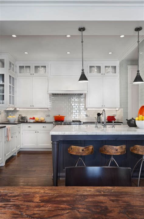oak kitchen island with granite top 71 exciting kitchen backsplash trends to inspire you