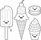 Coloring Ice Cream Toddlers Printable Cone 339c Barbie Earth Template Everfreecoloring sketch template