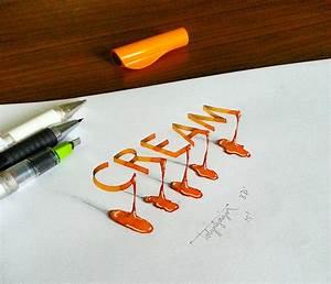 3d calligraphy experiments by tolga girgin colossal for New 3d calligraphy experiments by tolga girgin
