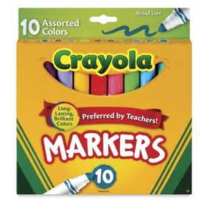 crayola bathtub crayons 18 vibrant colors crayola classic colors markers blick materials