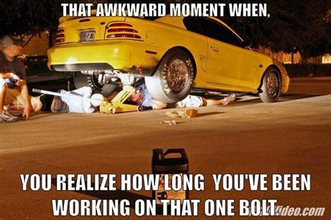 Car Mechanic Memes - car meme carmeme mechanic racer garage priorities