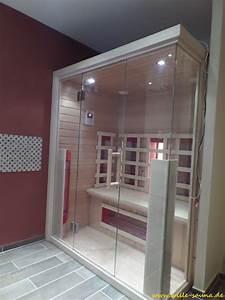 Design Sauna Mit Glas : designsaunas fotos bei unseren kunden ~ Sanjose-hotels-ca.com Haus und Dekorationen