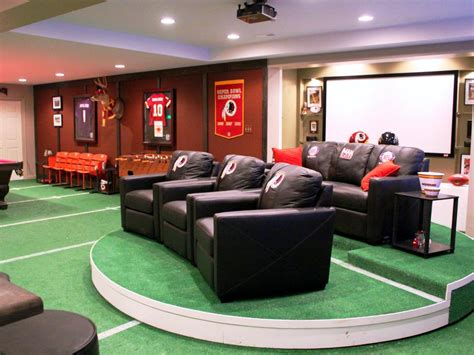 man caves nfl fan cave man caves diy