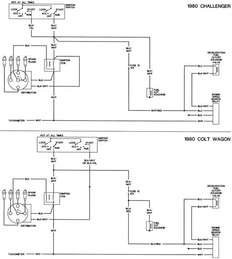 73 Challenger Wiring Diagram by Repair Guides Wiring Diagrams Wiring Diagrams