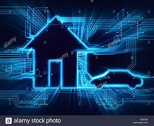 Connected house and electric car future home automation ...