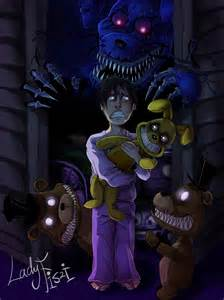 Five 4 Nights at Freddy's