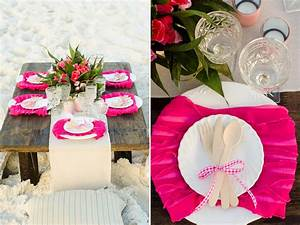 Flamingo Beach Bridal Shower Inspiration - TrueBlu ...