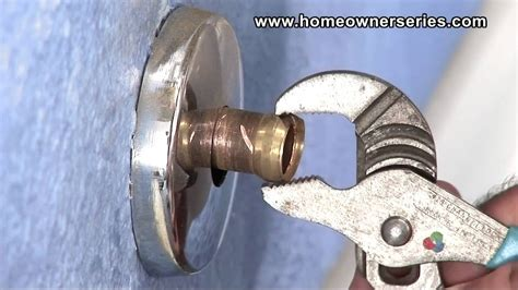 fix  toilet compression ring removal youtube