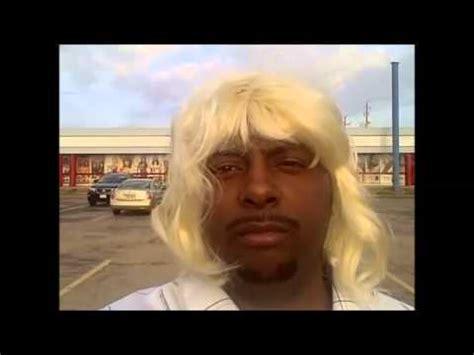 Mature Blonde Black Guy