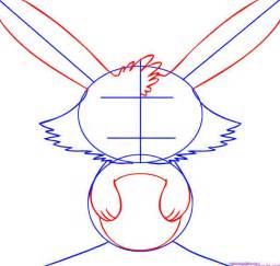 How to Draw a Cute Cartoon Bunny