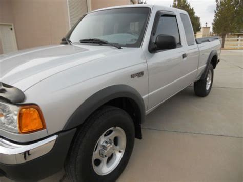 find used low mileage ford ranger xlt extended cab 4x4 in santa teresa new mexico united