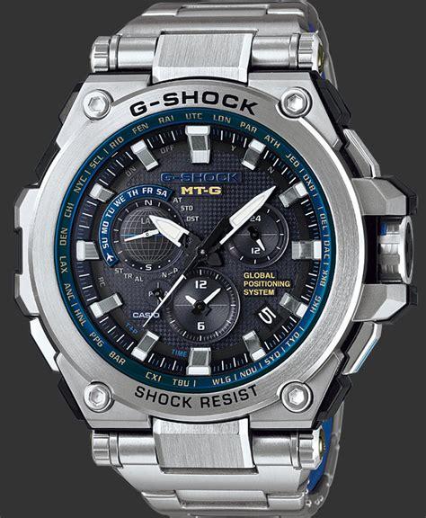 g shock mt g black g shock watches premium