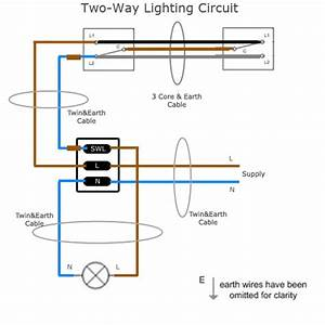 20 Images Staircase Wiring Circuit Diagram 2 Way Switch