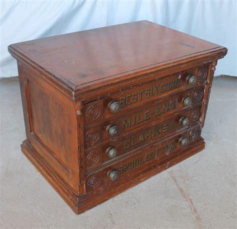Antique Clarks Spool Cabinet by Bargain S Antiques 187 Archive Antique Clark S