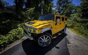 2014 Vilner Hummer H2 Wallpaper | HD Car Wallpapers