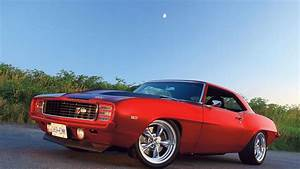 Best Muscle Cars American Muscle Classic SS Camaro