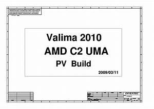 Hp 625 Compaq Presario Cq325 Cq326 Inventec Vv10au2 Valima