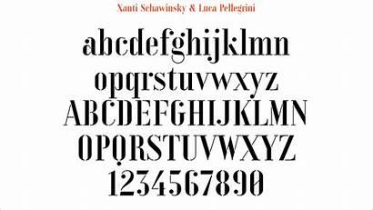 Fonts Bauhaus Adobe Lettering Created Five Font