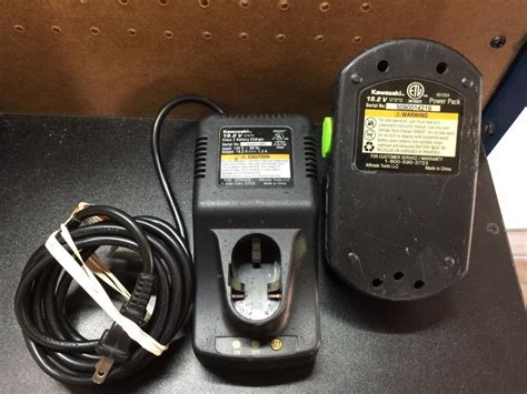 Kawasaki 19 2v Battery Charger by Kawasaki Battery Charger For Sale Classifieds