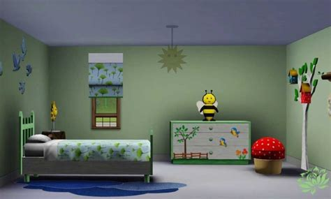 chambre sims 3 sims 3 set meuble chambre nature inédit