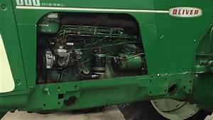 1959 Oliver 880 Diesel