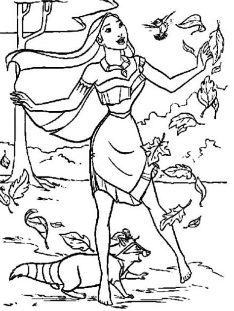 pocahontas coloring pages  coloring pages