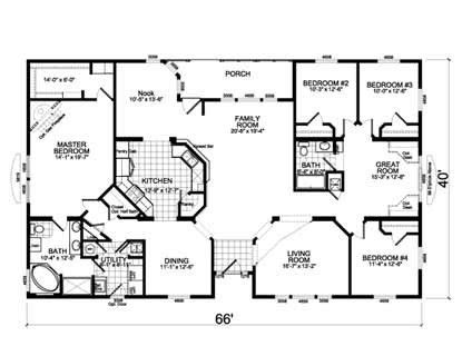 Cool Carefree Homes Floor Plans  New Home Plans Design