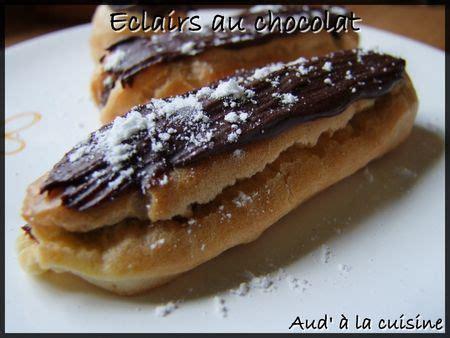 aud a la cuisine eclairs au chocolat aud 39 à la cuisine