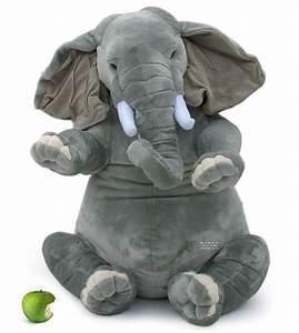 Peluche Geante Elephant : peluche elephant geant ~ Teatrodelosmanantiales.com Idées de Décoration