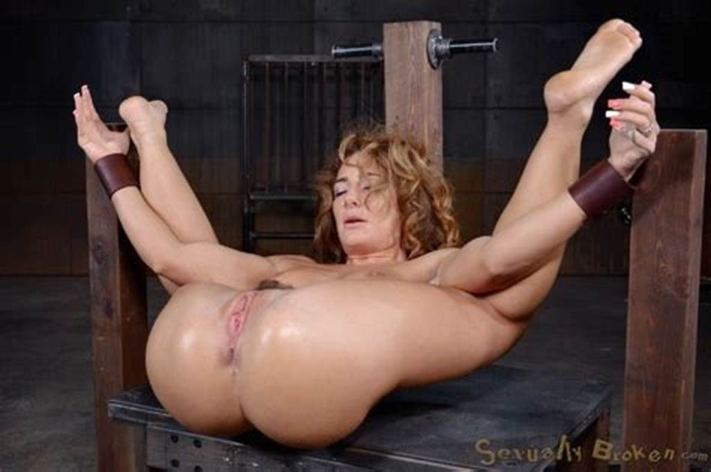 #Savannah #Fox #Is #Bound #In #A #Dungeon #And #Fucking #Made #To