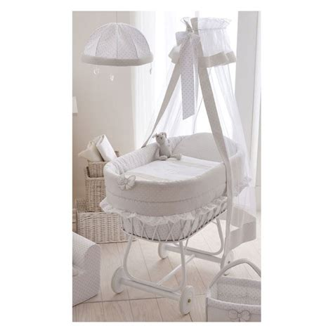 Rivestimenti Culle Di Vimini by 11 Best Culle Images On Baby Crib Baby Rooms
