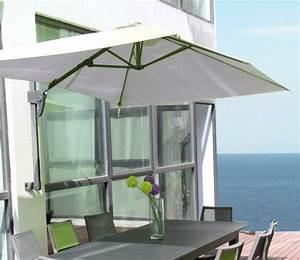 Store De Balcon Sans Fixation : parasol mural pour ombrager votre tarrasse ou balcon ~ Edinachiropracticcenter.com Idées de Décoration
