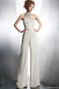 bridesmaid jumpsuit originale ed eclettica la tuta da sposa the dress