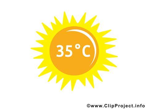 temperatur wetter cliparts