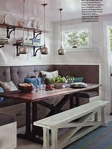 dining room bench seat dining scenarios pinterest With dining room bench seating ideas