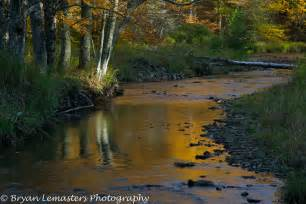 West Virginia Autumn Landscape