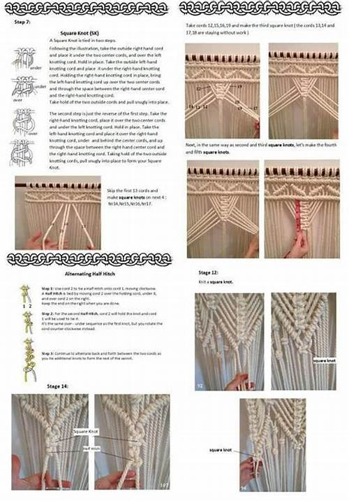 All Clean Site Dedicated To Baby With Solid Natural Butts #Pdf #Instructions #Macrame #Curtain