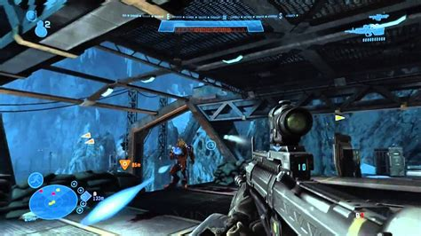 Halo Reach The Package Mission 9 Part 3 Solo