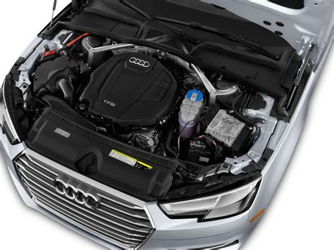 2017 Audi A4 2.0 Tfsi Premium Fwd Engine, Size