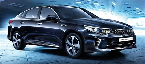 Kia Optima Gt To Debut In 2016, 245 Ps