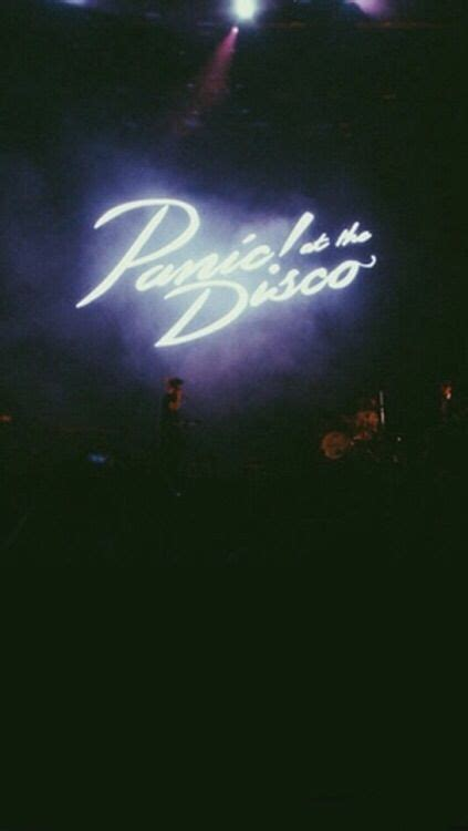 Aesthetic Brendon Urie Wallpaper Iphone by P Atd Iphone 6 Wallpaper Panic At The Disco