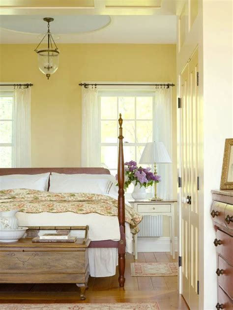 Bedroom Decorating Ideas For Yellow Walls by Decorating Ideas For Yellow Bedrooms A Place Of Our Own