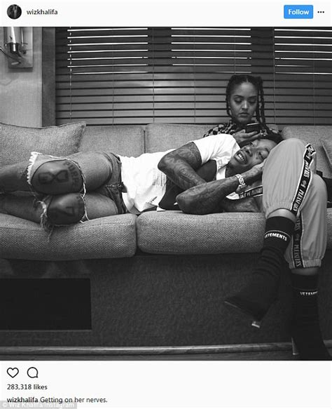 Wiz Khalifa Girlfriend