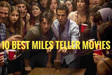 Miles teller hammer was earlier set to headline the series, about the making of the movie 'the godfather,' but had to drop out in the wake of sexual misconduct allegations Miles Teller Movies   10 Best Films You Must See - The ...